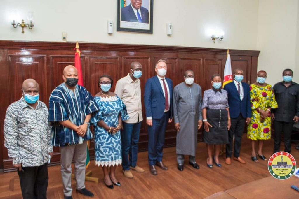 Germany to Support Ghana with Job Creation and Education Opportunities