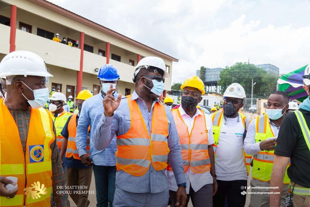 """Power Outage: Exercise Patience with Us, We Are Solving the Problem"""", - Energy Minister Pleads with Ghanaians"""