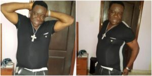 Mr.Ibu disclosed that he never wanted his kids to look like him