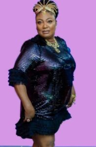 Irene Opare at 55