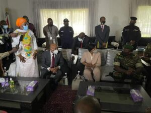 ECOWAS High Level Mission Arrives to Assess Situation in Guinea Conakry