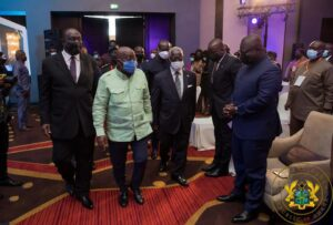 """""""Economy Rebounding Faster from Covid-19 Impact Than Envisioned"""" – President Akufo-Addo"""