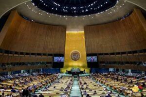 """""""It is Time to Change Your Perception About Africa"""" - President Rajoelina Tells UN General Assembly"""