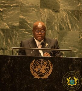 """""""Ghana Will Defend Democracy and Constitutional Rule"""" – President Akufo-Addo"""