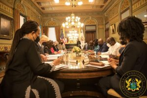 Ghana to Receive 1.3 Million Pfizer Vaccines from  U.S Government