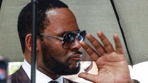 R Kelly guilty of sex trafficking