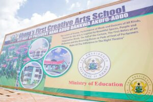 Creative Arts SHS, J.A. Kufuor SHS & Bosomtwe Girls SHS to be Ready in 2022