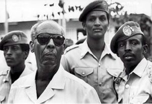 The Rise and Fall of Siad Barre, The War Lord of Somalia